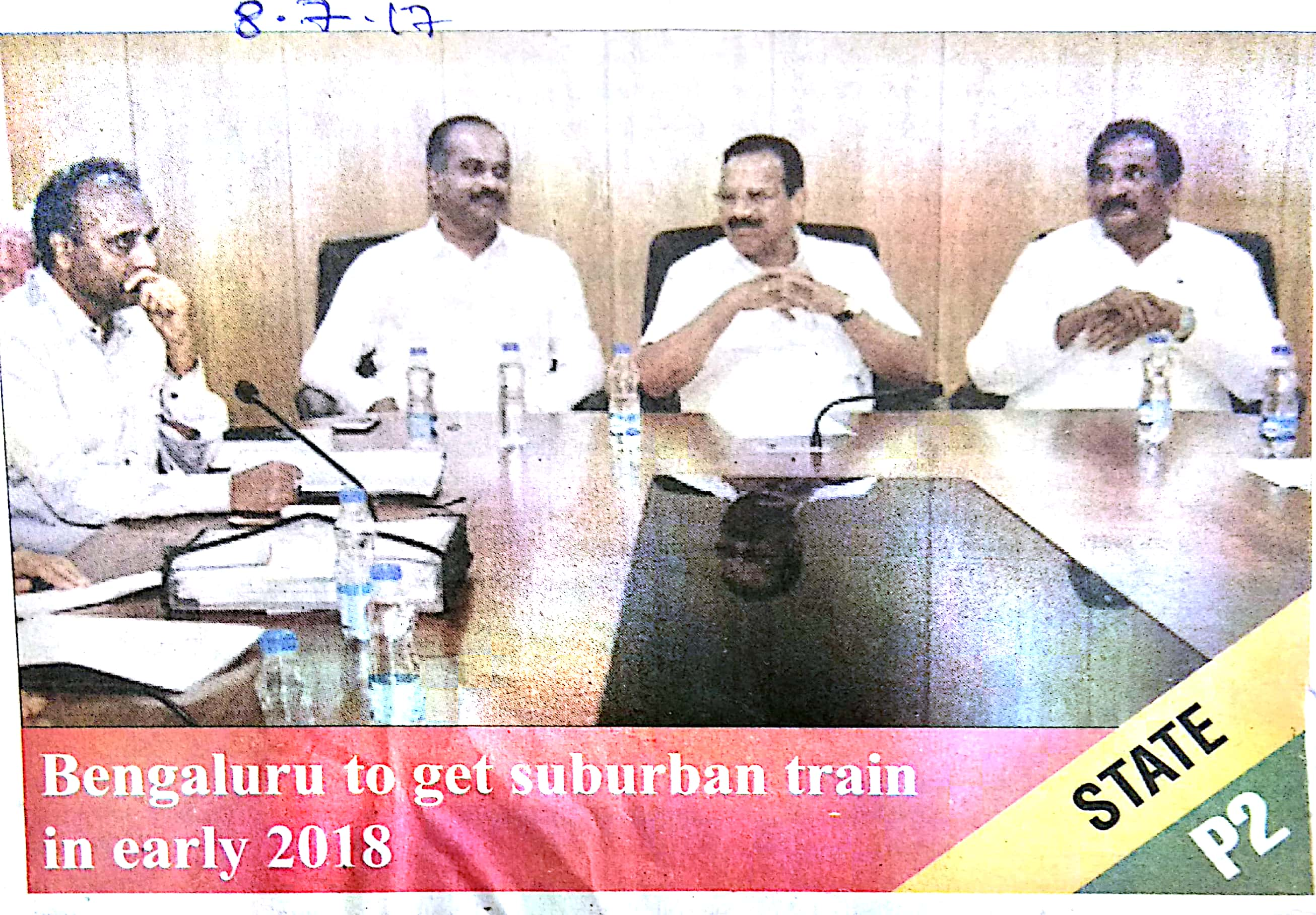 Sub Urban & Railway Issues
